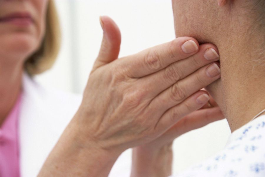 بهترین راه درمان تورم غدد لنفاوی