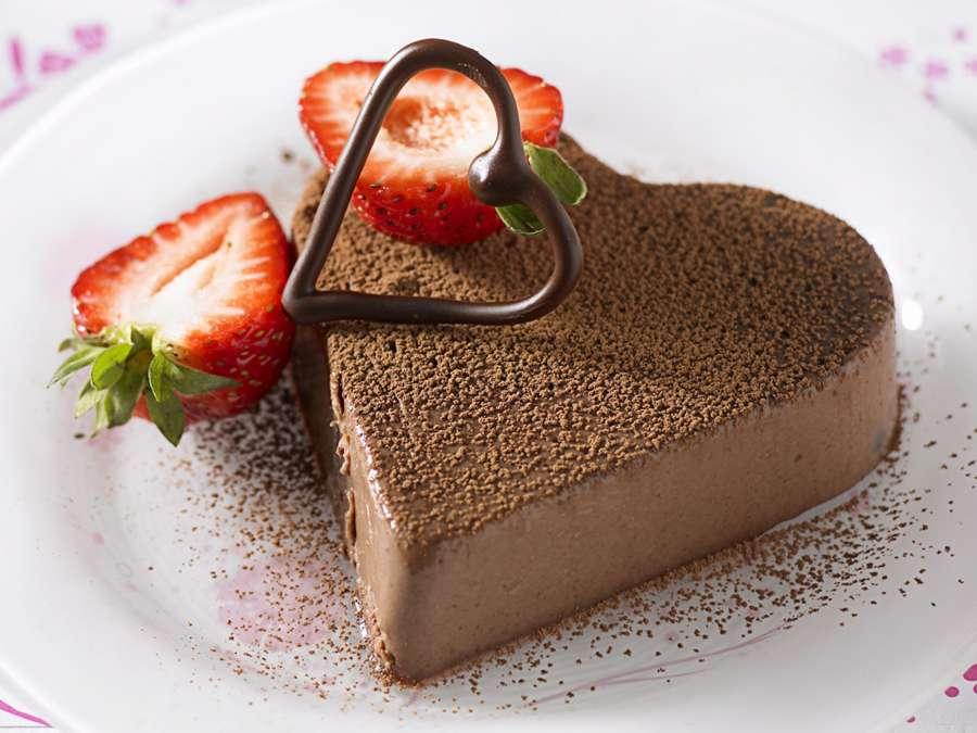 طرز تهیه دسر کرم نسکافه شکلات