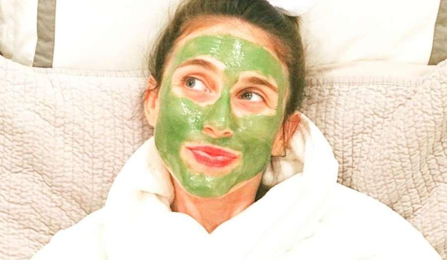 ماسک جوش صورت، نعناع برای درمان آکنه و جای جوش
