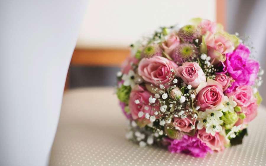 مدل دسته گل عروس ترکیبی 2019 جذاب و ساده ولی جدید