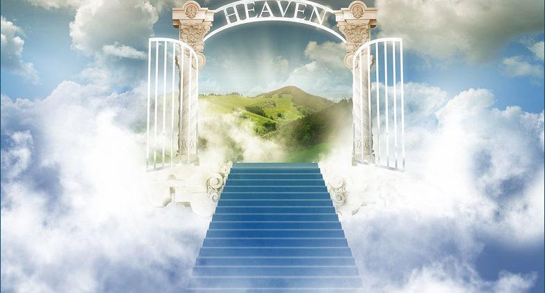 نخستین کسی که وارد بهشت می شود!
