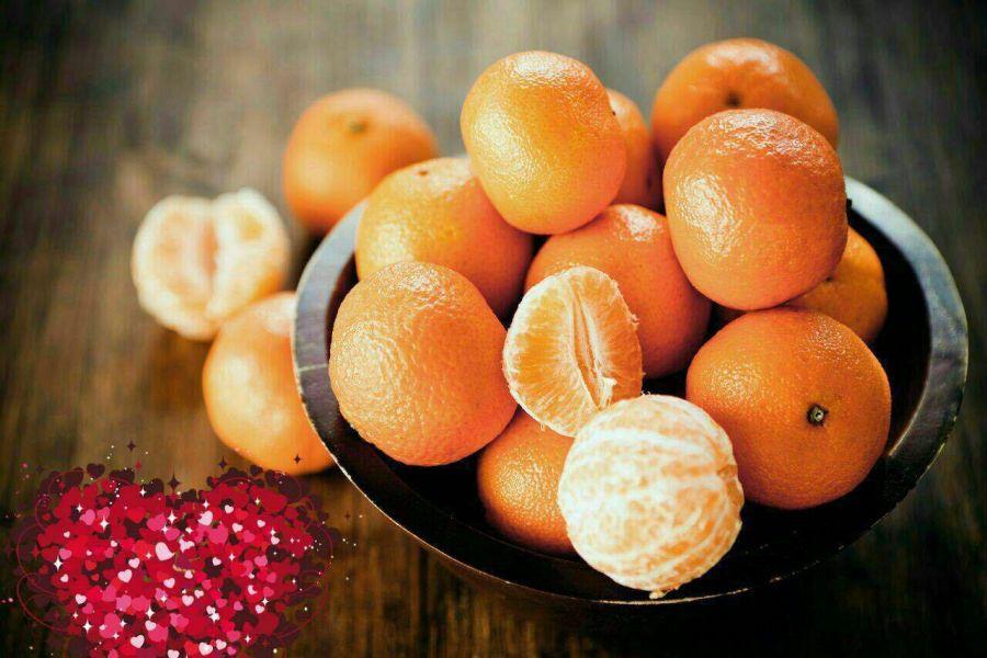 فواید سفیدی های چسبیده به پوست پرتقال و نارنگی