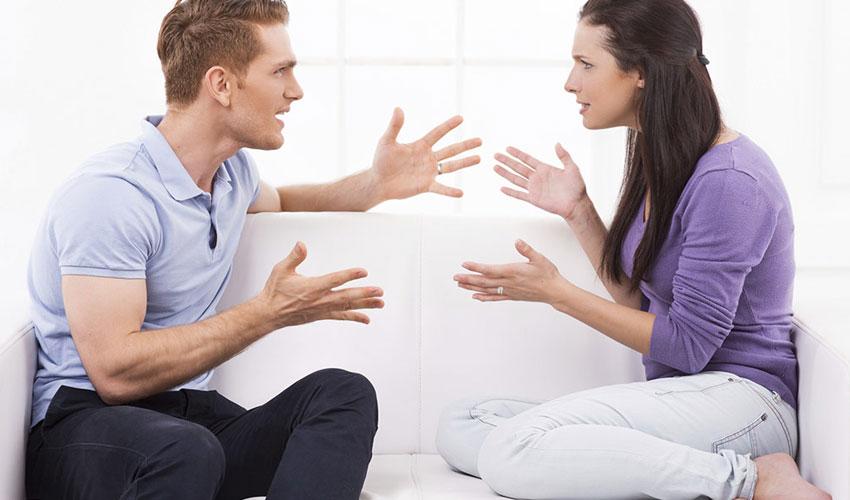بعد از دعوا با همسر هرگز این کارها را نکنید!