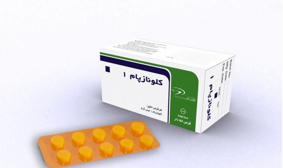 موارد مصرف قرص کلونازپام و عوارض جانبی این دارو