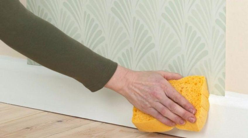 ۸ نکته ساده برای تمیز کردن کاغذ دیواری بدون آسیب رساندن به آن