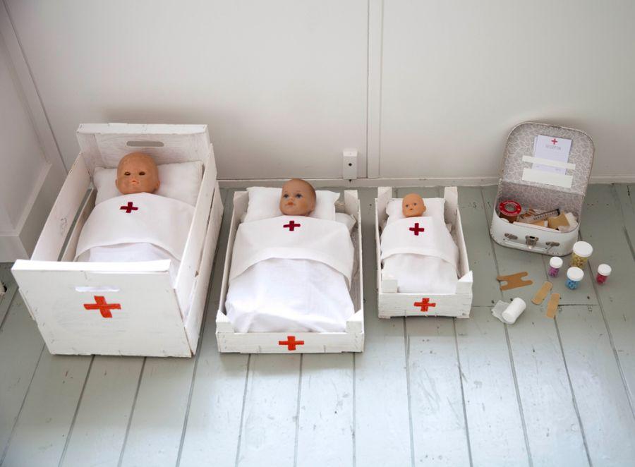 بیمارستان عروسکها + تصاویر