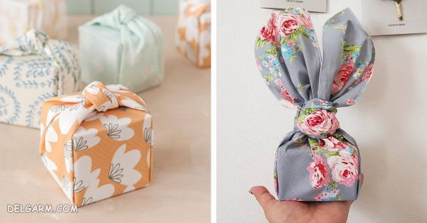 چند ایده ی زیبا برای بسته بندی هدیه برای تولد