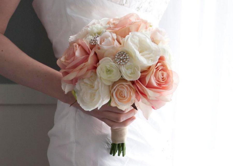 دسته گل عروس ۲۰۱۹ با انواع تزئینات جذاب و خاص
