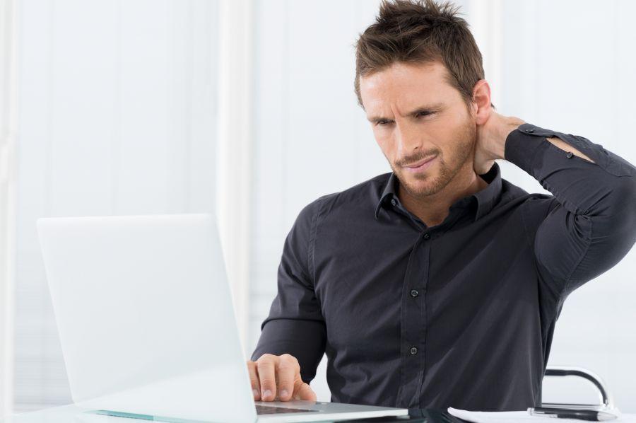 توصیه مهم سلامتی به کارمندان پشت میز نشین