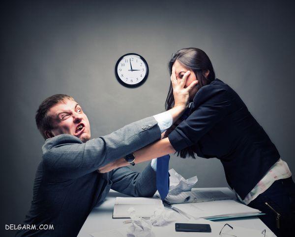 نحوه برخورد با همکار زیرآب