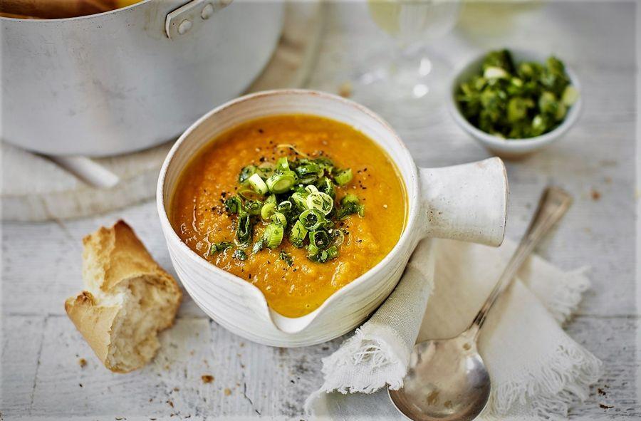لاغری با رژیم سوپ کلم در 7 روز + دستور پخت