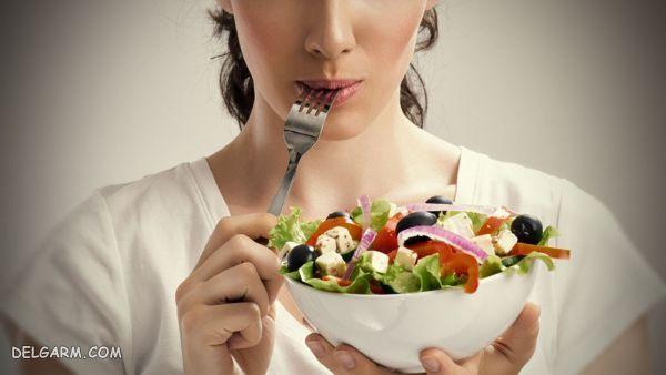 رژیم کم کالری