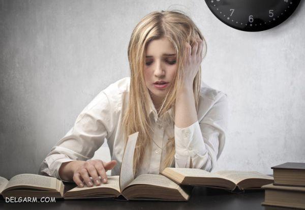 افزایش تمرکز در درس