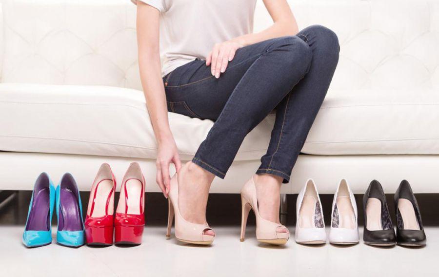 ترفندهای پوشیدن کفش پاشنه بلند و راه رفتن راحت