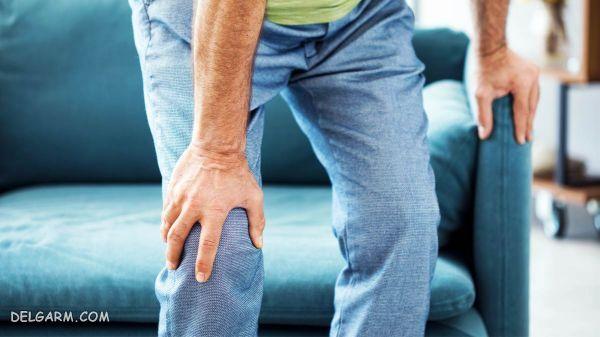 گرفتگی عضلات و درد ساق پا