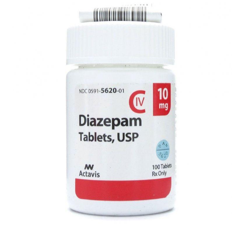 دیازپام : موارد مصرف و عوارض دیازپام