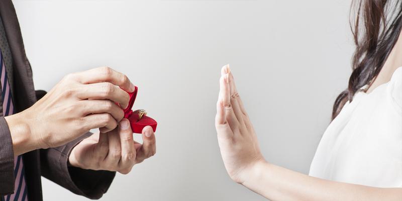 جواب منفی دادن به خواستگار (چطور محترمانه جواب رد بدم به خواستگارم ؟ )