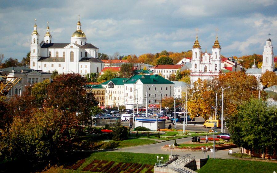 مینسک، یکی از زیباترین شهر های بلاروس