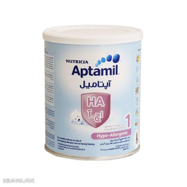 شیر خشک هایپوآلرژنیک یا (HA)