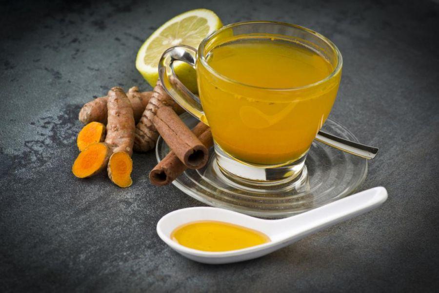 خواص بی نظیر چای زردچوبه + طرز تهیه