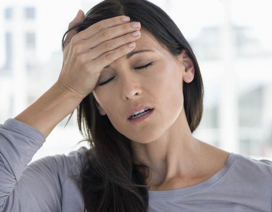 سردرد ناشی از گرما با مصرف آب فراوان قابل درمان است