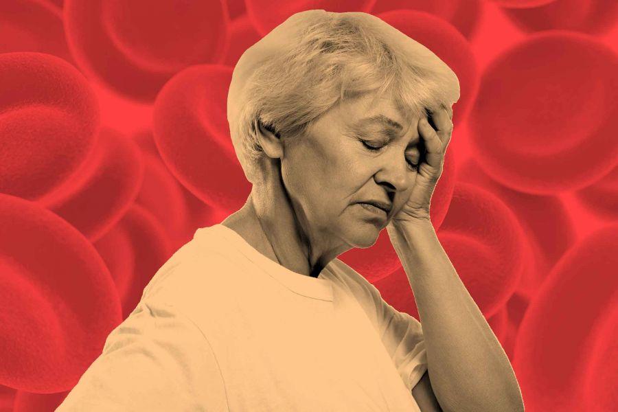 دلایل پایین آمدن هموگلوبین خون - چند روش برای افزایش هموگلوبین خون