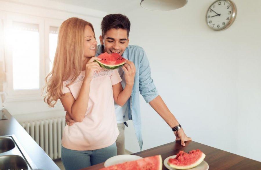 فواید هندوانه در درمان اختلال نعوظ