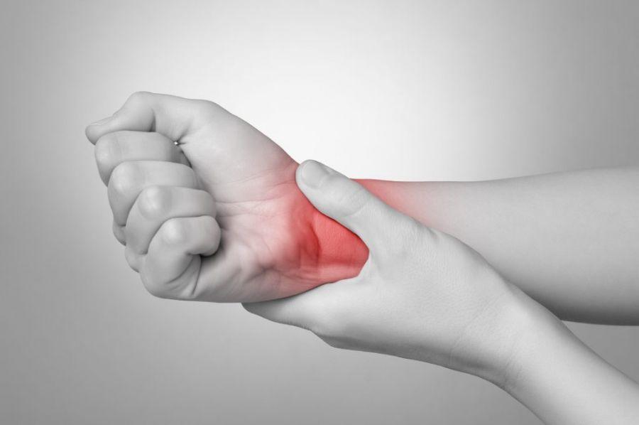 نیمه دررفتگی، دررفتگی و بیثباتی مچ دست درمان