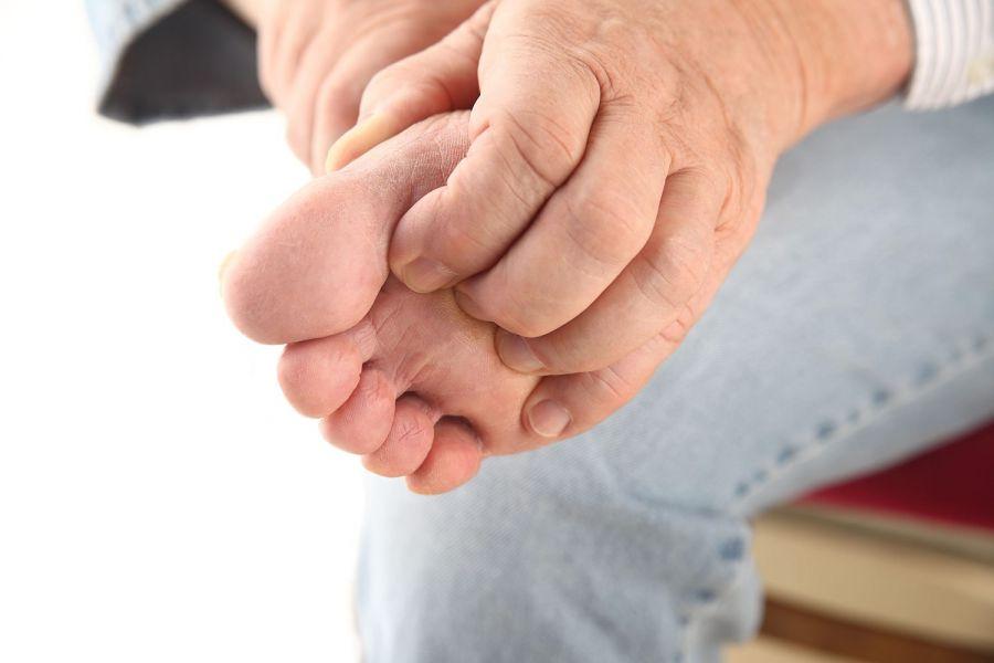 درمان درد قوس (گودی) زیاد کف پا ناشی از مشکلات استخوانی یا عصبی