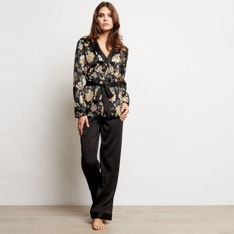 لباس خواب و راحتی زنانه | جدیدترین طرح لباس خواب زنانه و دخترانه جدید 2019