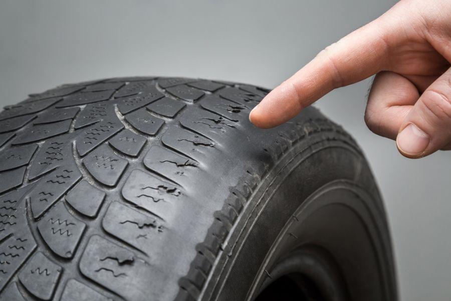 علت ساییده شدن تایرها در خودرو چیست ؟