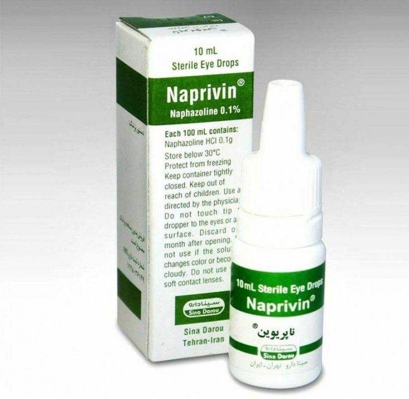 هشدار؛ خطر مصرف خودسرانه قطره چشمی نفازولین