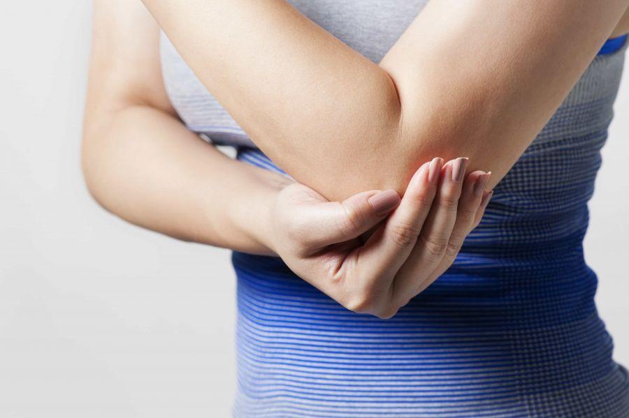 علائم و درمان درد آرنج دست با تزریق داخل بورس اولکرنون