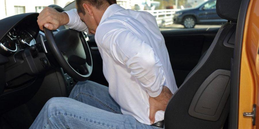 چگونه از کمر درد در رانندگی طولانی جلوگیری کنیم؟