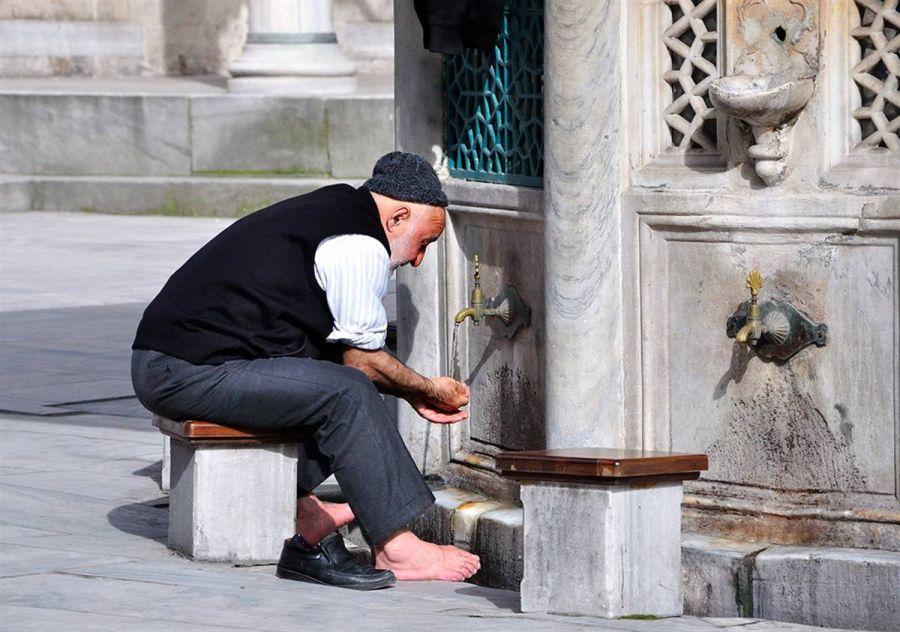 تفاوت وضوی آقایان و خانم ها در اسلام