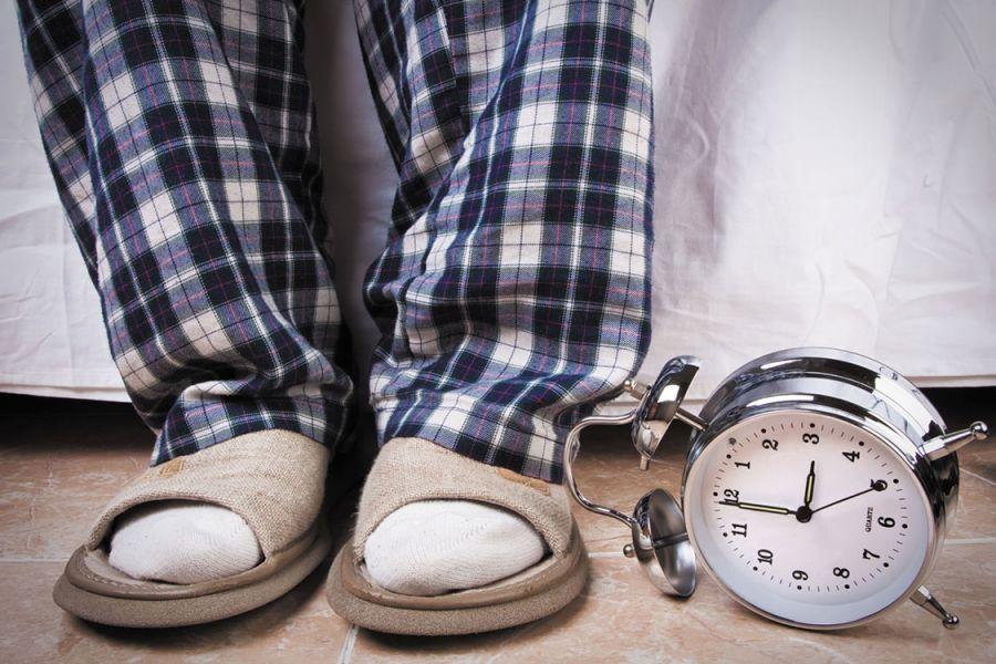 چند بار دفع ادرار در شب عادی است؟