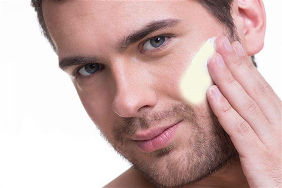 اثرات تستوسترون بر پوست صورت مردان