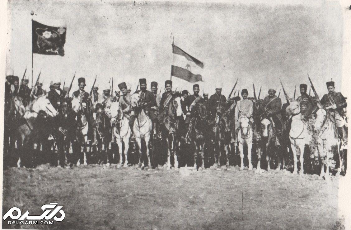 فتح تهران توسط بختیاری ها