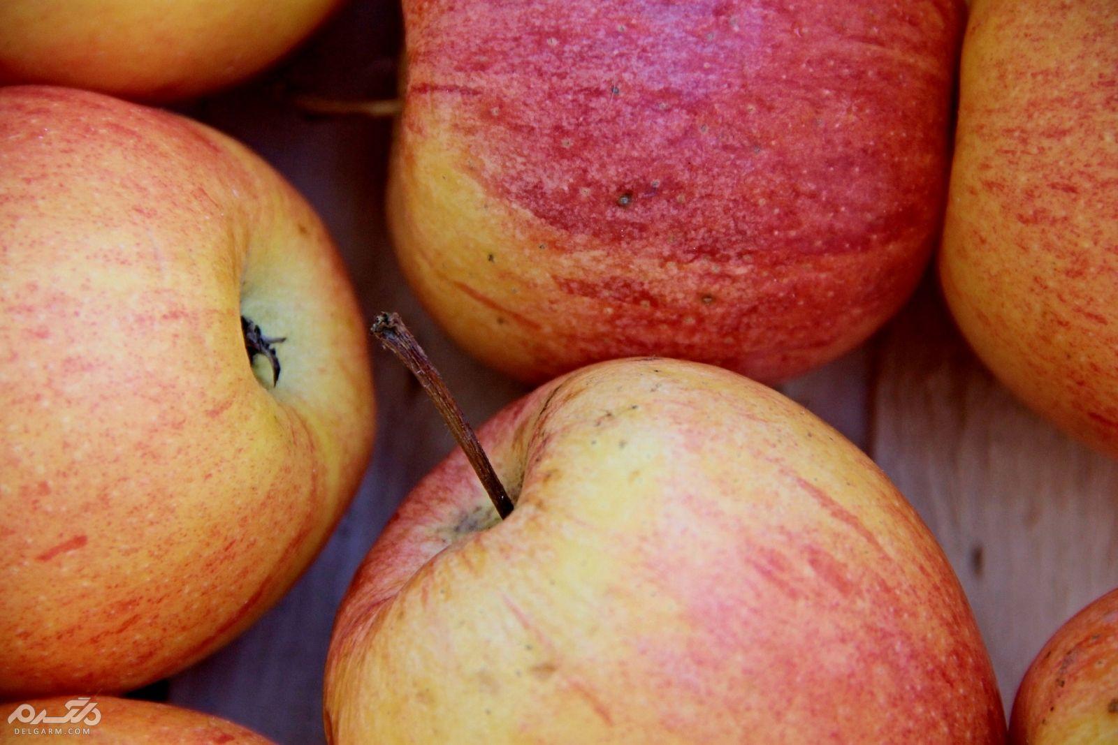 تاثیر فوق العاده سیب برای افزایش قدرت ماهیچه و تقویت قوای جنسی- دلگرم