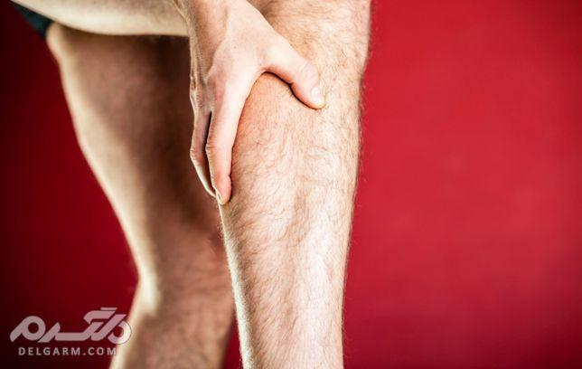 به چه دلیل اسپاسم عضلانی می گیریم
