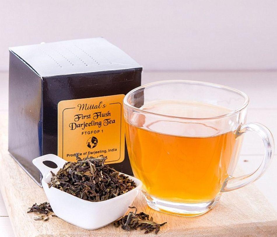 ۱۵خاصیت عالی چای دارجیلینگ و عوارض آن