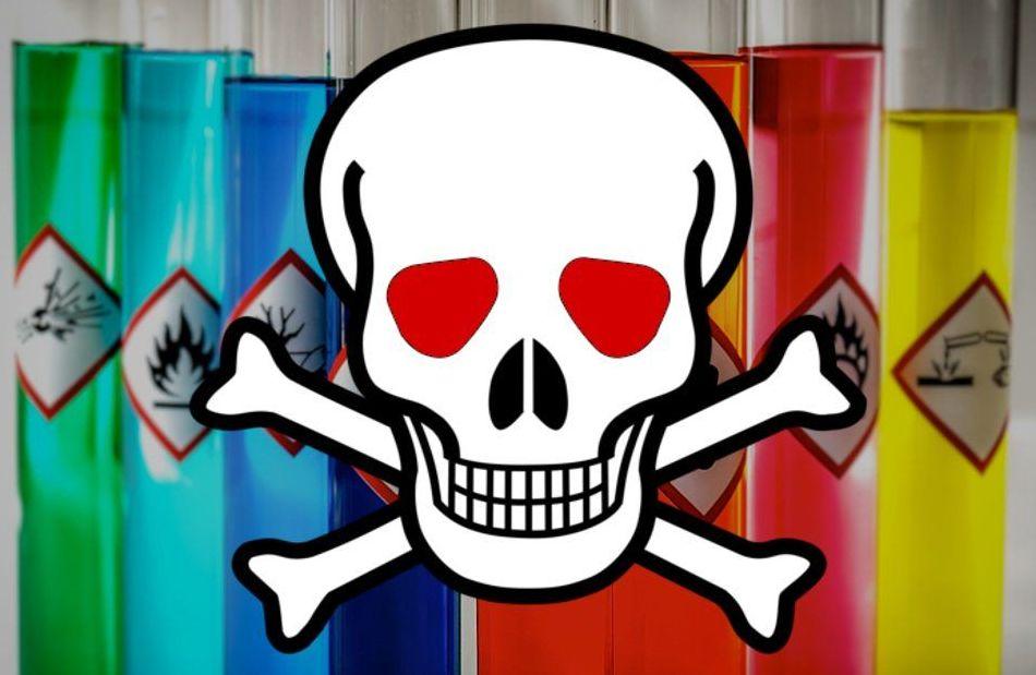 آیا از کشنده ترین مواد شیمیایی، سمی خانه محل کار خود آشنا هستید؟