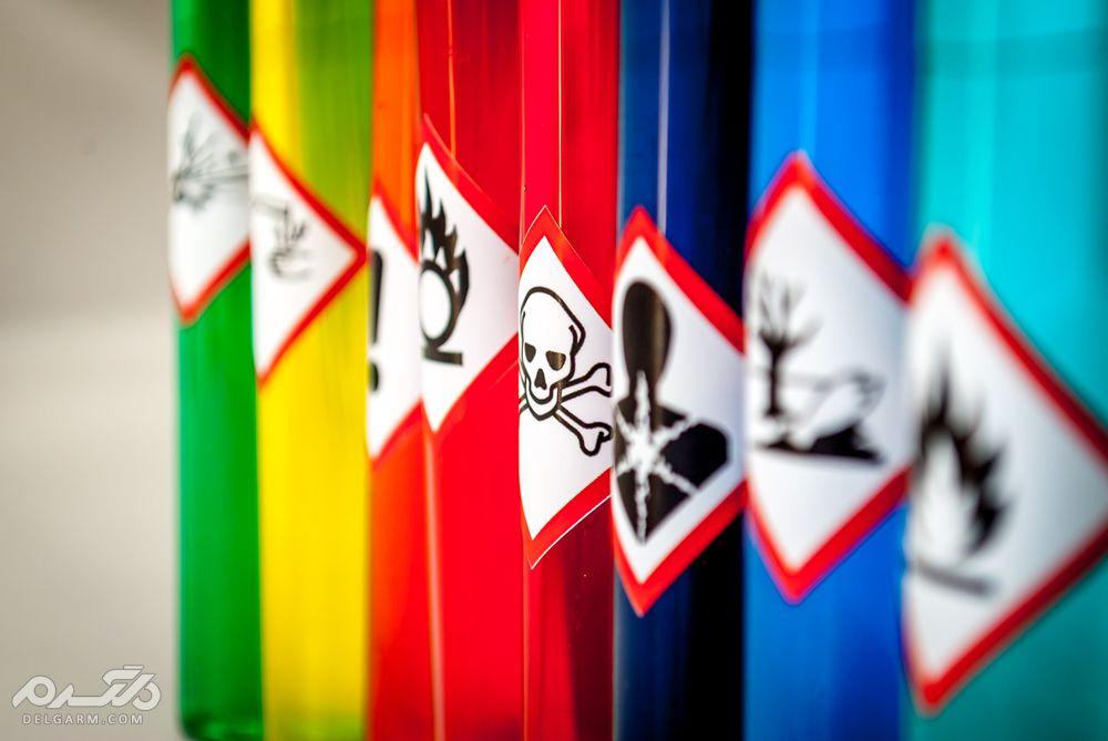 10 مواد شیمیایی و سمی کشنده انسان