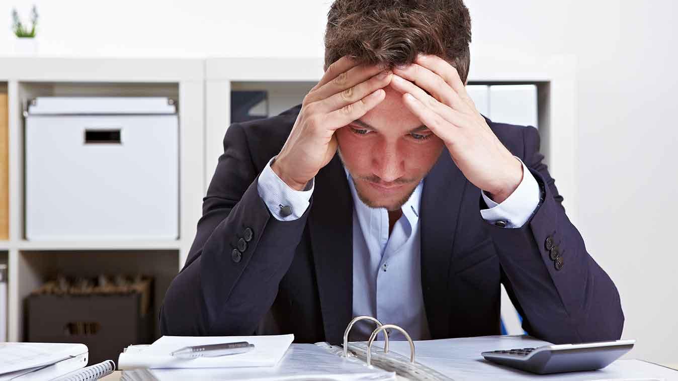 علائم و راههای کم کردن استرس شغلی