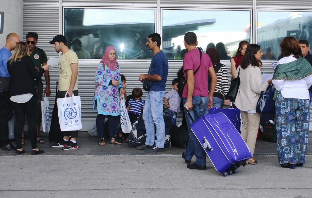 مهاجرت قاچاقی به اسپانیا در سال ۲۰۱۸