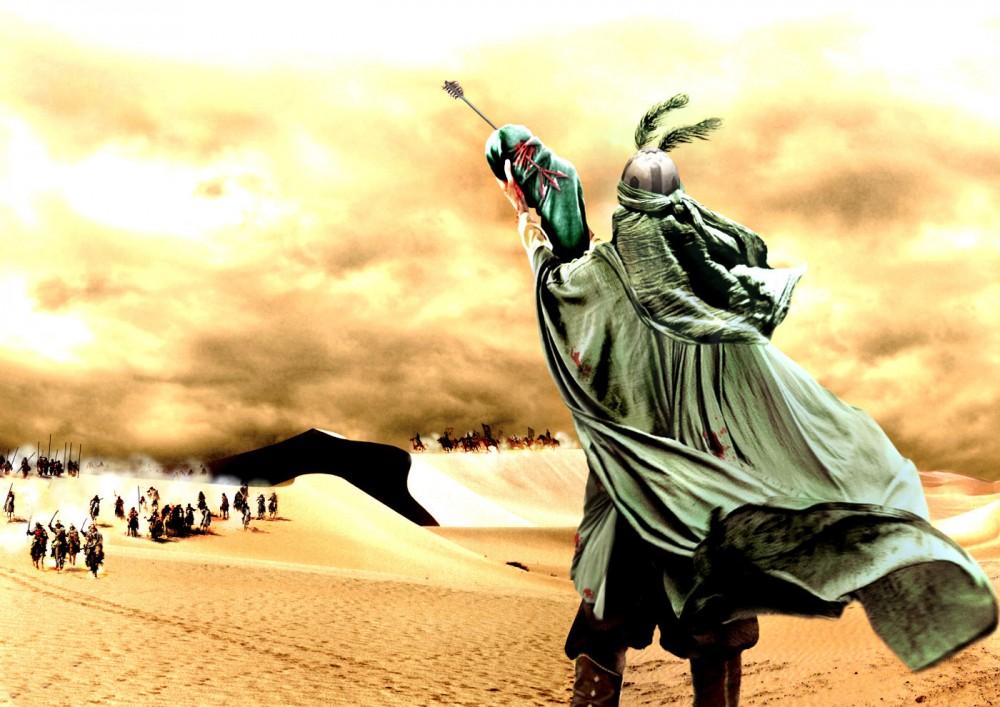 سری جدید پیامهای شهادت حضرت علی اصغر (ع)