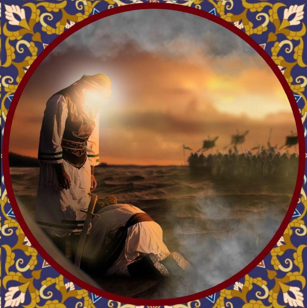 جدیدترین پیامهای روز چهارم محرم ،توبه کردن حضرت حر