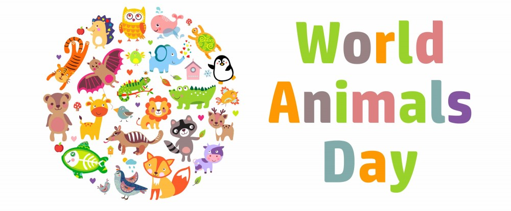 ۱۲ مهرماه (۴ اکتبر) روز جهانی حقوق حیوانات