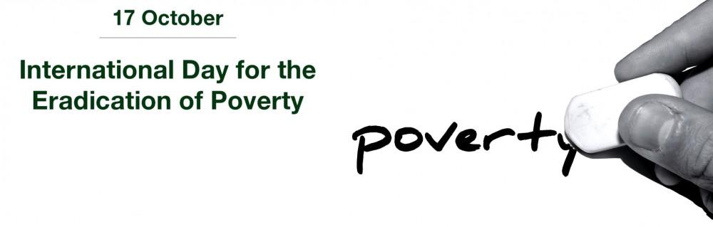 ۲۵ مهرماه مصادف با ۱۷ اکتبر روز جهانی ریشه کنی فقر