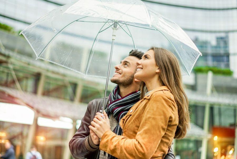 سری جدید عکس عاشقانه و رومانتیک بارانی (۹۸)